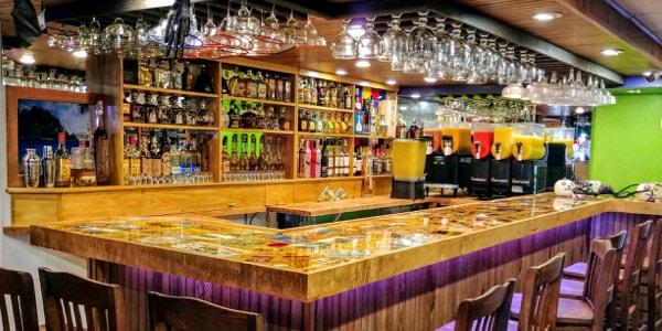 New Bar Area Jose's Baraboo