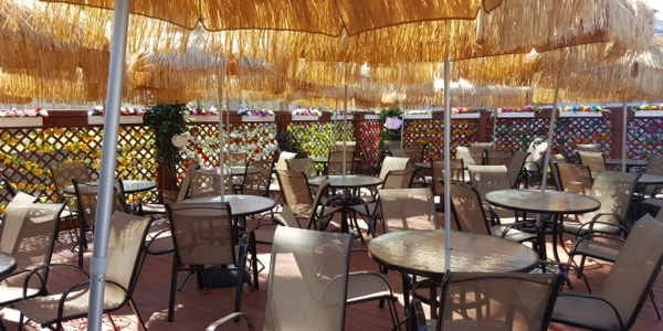 Jose's Dells Outdoor Dining