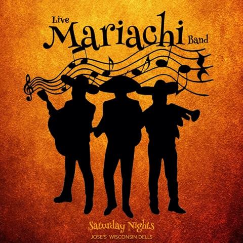 Mariachi Band Saturday Nights