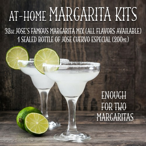 Take Home Margaritas